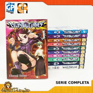 Fumetti Shonen Manga GP Goen di CELESTIAL CLOTHES Serie Completa Prima edizione