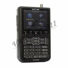 SATLINK WS-6908SE Digital Satellite Meter Finder Support KB-LIGHT&BACKLIGHT QPSK