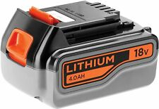 Genuine Black and Decker Genuine BL4018 18v Li-ion Battery 4.0ah BNIB