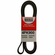 Serpentine Belt-GAS, Engine: 177.980, FI, Turbo, Mercedes-Benz Bando 4PK900