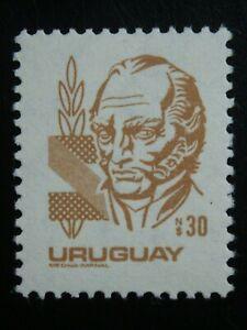 URUGUAY  1 MINT NH OG STAMP SC # 1088