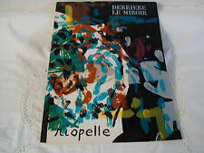DERRIERE LE MIROIR N° 171 - AVRIL 1968 - RIOPELLE