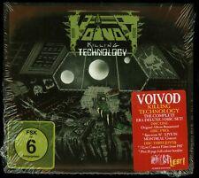 Voivod Killing Technology Deluxe Edition 2CD + DVD new