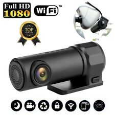 1080P WiFi Car DVR  Lens Dash Cam Video Recorder Camera Cam APP 170° FHD