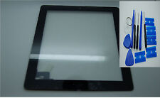 Brand NEW IPAD 3 DIGITIZER, touch screen, Vetro Anteriore Nero,3 M ADESIVI