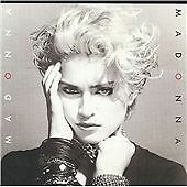 Madonna - The First Album (CD)