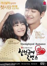 Unemployed Romance Korean Drama (2DVDs) Excellent English & Quality!