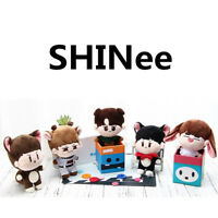 Mini Animal Plush KPOP Shinee Onew Jonghyun KEY Min Ho Taemin Best Gift Doll Toy