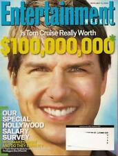 Tom Cruise Entertainment Weekly May 2006 Pearl Jam The West Wing Edward Norton