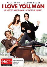 I Love You, Man - Comedy - NEW DVD