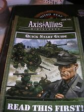 Axis & Allies Game Quick Start Guide