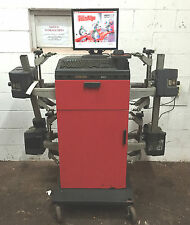 HUNTER P611 ALIGNMENT MACHINE UPDATED 2007 #261