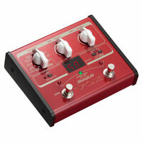 Vox StompLab 2B BASS Modeling Multi-Effect Processor Pedal