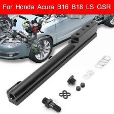 Black High Fuel Rail for Honda Acura B16 B18 LS GSR Integra B Series Engines