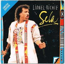 """LIONEL RICHIE - 5"""" CD - Sela. Limited 3 Track CD Single Picture Sleeve. Motown"""