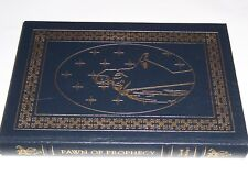 easton press Signed PAWN OF PROPHECY by David Eddings