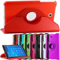 ebestStar Housse Coque 360 rotative Etui PU Samsung Galaxy Tab 3 4 S S2 7.0 8.4