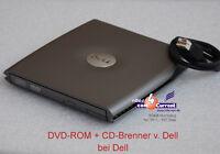 D/BAY DELL PD01S DVD-ROM CD-RW LATITUDE D400 D410 D420 D430 AUCH FÜR PD01X PR01X