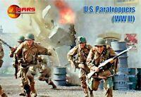 Mars Figures 72120 - 1/72 - U.S. Paratroopers WW II 40 figures