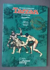 HOGARTH. Tarzan in color. Volume 13. 1943-1944. Signé / Numeroté. Ed limité.