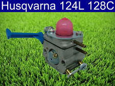 ZAMA Style C1Q-W40 Replacement Carburetor for Husqvarna 124L 128C Poulan Trimmer