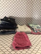 Used Girls Clothes Size 7/8 Lot
