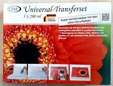 Universal-Transferset CPM Malerbaronin Ahrenshoop
