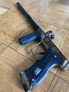 Planet Eclipse GTEK 170r Paintball Gun - HDE Earth With Upgrades Works Great