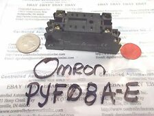 Omron PYF08A-E Relay Socket/Base