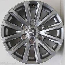 4x 17inch Mitsubishi Triton Alloy Wheels 2016 MQ 17X7.5 GENUINE SUPER CLEAN SET