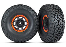 Traxxas 8472 Wheels and Tyre Unlimited/Tires and Wheels Assembled