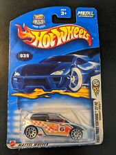 HONDA CIVIC, Hot Wheels 2003 FIRST EDITIONS 27/42, Silver, 10SP wheels, NEW