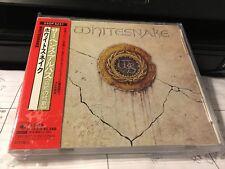 WHITESNAKE - Whitesnake 1987 Self Titled Japan IMPORT CD+OBI 25DP 5231