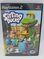 Sitting Ducks (Sony PlayStation 2, 2004) PS2 Tested