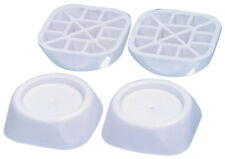 Washing Machine Shock Anti Vibration Feet Pads 4 Pack for Hoover Hotpoint Hygena