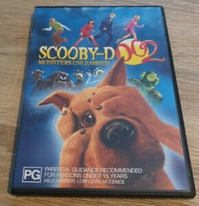 SCOOBY-DOO 2 -  Monsters Unleashed DVD