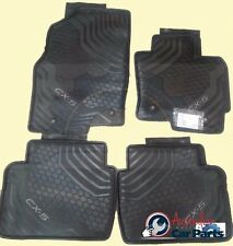 MAZDA CX5 Floor Mats Rubber new Genuine 2015-2016 accessories New Generation