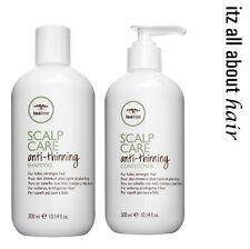 Paul Mitchell Tea Tree SCALP CARE Anti Thinning Shampoo,Conditioner Duo