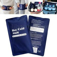 Soft Reusable Hot Cold Gel Pack Heat Therapy Wrap Microwaveable Pain Relief
