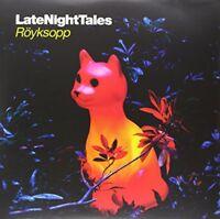 Royksopp - Late Night Tales [New Vinyl LP] Black, Gatefold LP Jacket, 180 Gram,