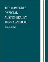 100-Six 3000 Austin Healey Service Workshop Repair Manual Book