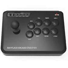 Usb Fighting Stick Mayflash F101 Ps3/pc/switch