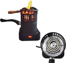 600 Watt Shisha Kohleanzünder mit Kohlekorb,Zange, Elektrische Heizplatte DHL