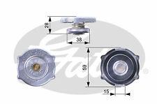 Radiator Cap RC135 Gates 3781830 4677493AA 52079880AA J5358177 J5900584 Quality