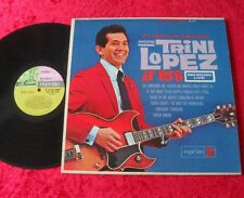 Trini Lopez LP More Trini Lopez at PJ's (Erstpressung 1963 REPRISE) USA