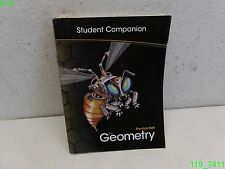 High School Math Geometry Student Companion Grade 9/10 - LIKE NEW