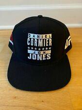 Jon Jones Daniel Cormier UFC MAA Champion Hat Very Limited UFC 214 182 - NEW