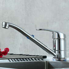 Kitchen Basin Sink Swivel Pull Out Faucet Spray Hot & Cold Water Mixer Tap Alloy