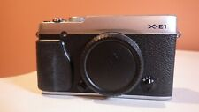 FUJIFILM X-E1 16.3 MP digital camera FOR PARTS ONLY