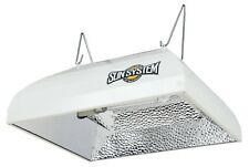 Sun System LEC 315 CMH Neutron Reflector | Horizontal Lamp for Grow Rooms